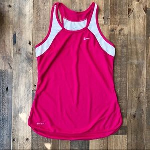Nike Dri-fit sleeveless athletic top, Small